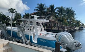 Used Intrepid 345 Nomad Center Console Fishing Boat For Sale