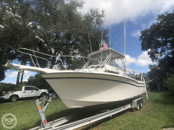Used Grady-White Sailfish 25 Sport Bridge Walkaround Fishing Boat For Sale