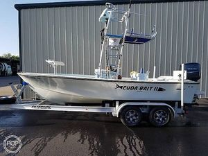 Used Cuda Craft 19 Center Console Center Console Fishing Boat For Sale