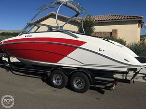 Used Yamaha 242 Jet Boat For Sale