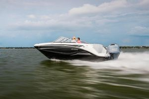 New Hurricane SD 235 OBSD 235 OB Deck Boat For Sale