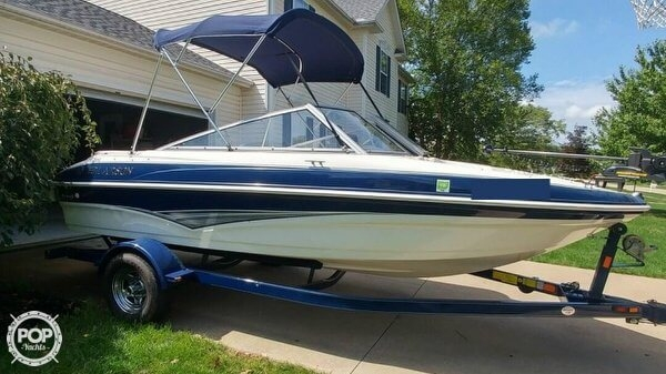 Used Larson LX 1850 Bowrider Boat For Sale