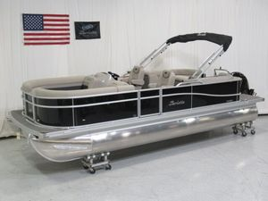 New Barletta C22QCC22QC Pontoon Boat For Sale