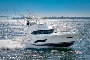 Used Riviera 43 Open Flybridge43 Open Flybridge Motor Yacht For Sale