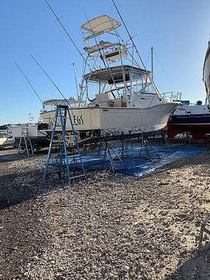 Used Atlantic 34 Sportfisherman Sports Fishing Boat For Sale