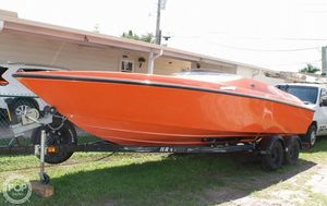 Used Scarab 23 SCS High Performance Boat For Sale