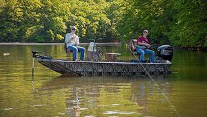 New Lowe Roughneck 1660 PathfinderRoughneck 1660 Pathfinder Freshwater Fishing Boat For Sale