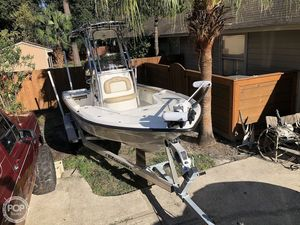 Used Key West 210 Bay Reef Center Console Fishing Boat For Sale