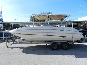 Used Monterey 220 Explorer220 Explorer Deck Boat For Sale