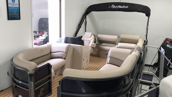 Used Misty Harbor Biscayne Bay 2285CBBiscayne Bay 2285CB Pontoon Boat For Sale