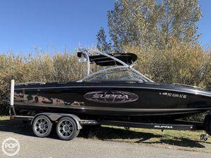 Used Supra Sunsport Ski and Wakeboard Boat For Sale