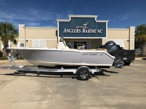 New Key West 203 FS203 FS Center Console Fishing Boat For Sale