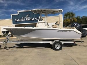 New Key West 219 FS219 FS Center Console Fishing Boat For Sale