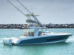 Used Boston Whaler 420 Outrage420 Outrage Sports Fishing Boat For Sale