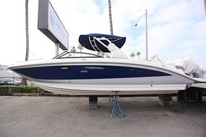 New Sea Ray 290 Sundeck OB290 Sundeck OB Deck Boat For Sale