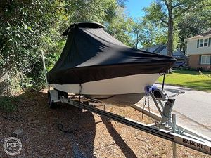Used Seacraft 20SF (Potter Hull) Center Console Fishing Boat For Sale