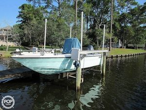 Used Century 1900 Center Console Fishing Boat For Sale