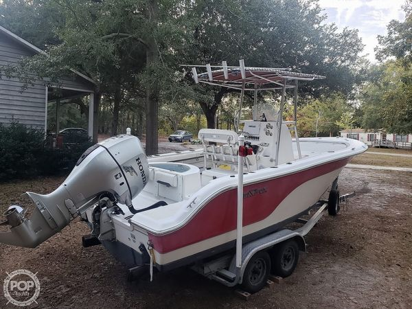 Used Sea Fox 216CC Center Console Fishing Boat For Sale