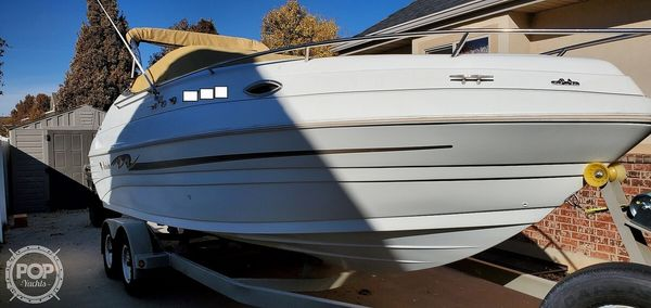 Used Mariah 238 Shabah Express Cruiser Boat For Sale