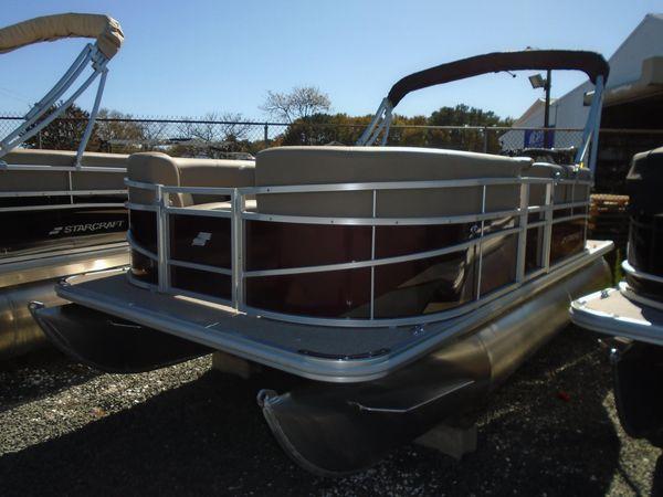 New Starcraft LX 18LX 18 Pontoon Boat For Sale