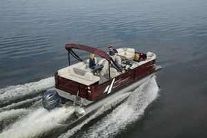 New Starcraft EX 24 QEX 24 Q Pontoon Boat For Sale