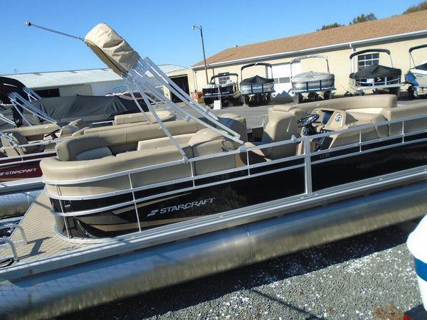 New Starcraft LX 22 RLX 22 R Pontoon Boat For Sale