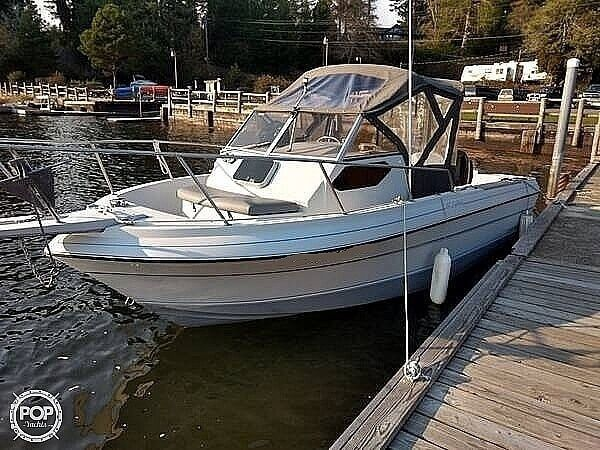 Used Campion 215 Explorer Walkaround Fishing Boat For Sale