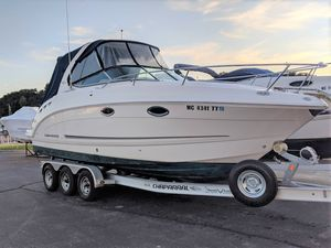 Used Chaparral 270 Signature270 Signature Cruiser Boat For Sale