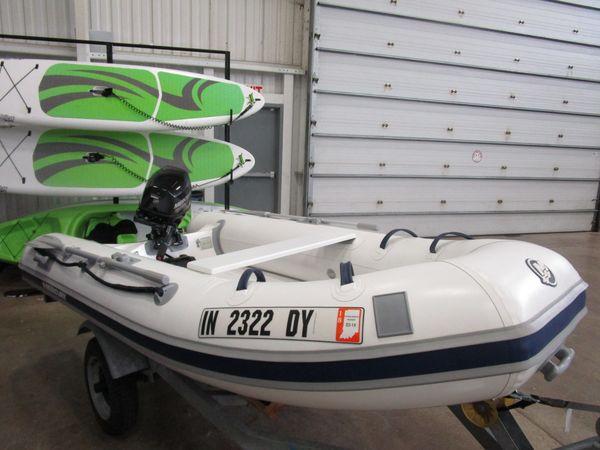 Used Mercury Boats Dynamic RIB 310Dynamic RIB 310 Inflatable Boat For Sale