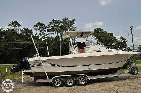 Used Pro-Line 2950 Coastal Cruiser Walkaround Fishing Boat For Sale