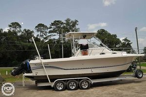 Used Pro-Line 2950 Coastal Cruiser Walkaround Fishing Boat For Sale