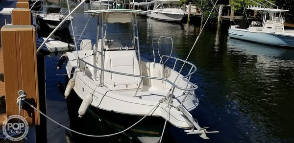 Used Aquasport 250 Osprey Center Console Fishing Boat For Sale