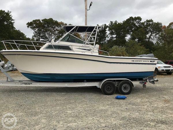 Used Grady-White 25 Sailfish WA Walkaround Fishing Boat For Sale
