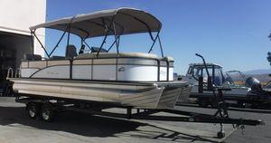 New Manitou 23 Oasis SR SHP23 Oasis SR SHP Pontoon Boat For Sale