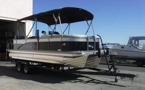 New Manitou Oasis 23 SR SHP 373Oasis 23 SR SHP 373 Pontoon Boat For Sale