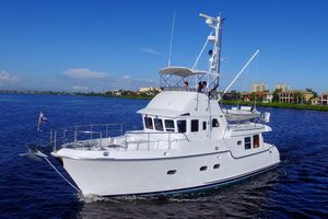 Used Nordhavn 4343 Trawler Boat For Sale