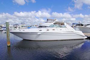 Used Sea Ray 450 Sundancer450 Sundancer Express Cruiser Boat For Sale