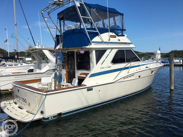 Used Chris-Craft 360 Commander Sports Fishing Boat For Sale