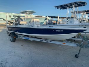 Used Hewes 18 Redfisher18 Redfisher Skiff Boat For Sale