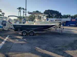 Used Carolina Skiff 218 DLV218 DLV Skiff Boat For Sale
