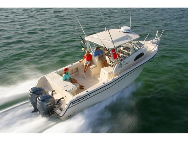 Used Grady-White Marlin 300Marlin 300 Saltwater Fishing Boat For Sale