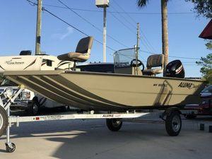 New Alumacraft MV1650 AWMV1650 AW Jon Boat For Sale