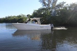 Used World Cat 295DC295DC Center Console Fishing Boat For Sale