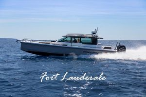 New Axopar 37 Sports Cabin37 Sports Cabin Sports Cruiser Boat For Sale