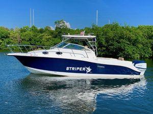 Used Striper 2901 Walkaround OB2901 Walkaround OB Saltwater Fishing Boat For Sale
