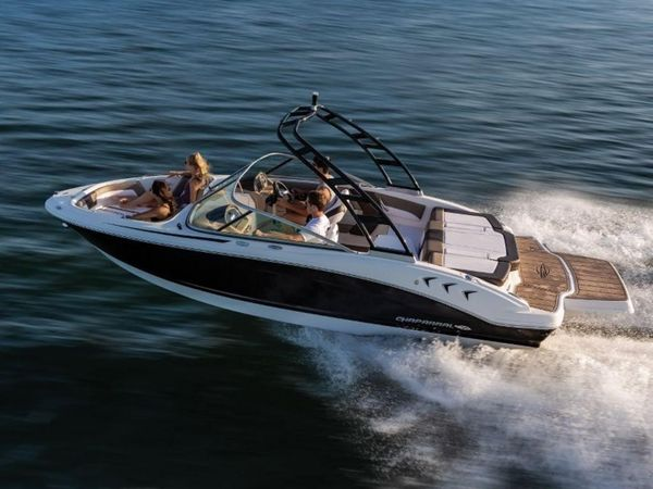 New Chaparral 21 SSi21 SSi Bowrider Boat For Sale