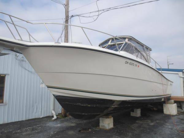 Used Shamrock 290 Offshore290 Offshore Saltwater Fishing Boat For Sale
