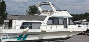 Used Holiday Mansion Coastal Commander 490 House Boat For Sale