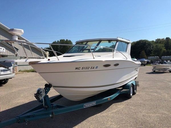 Used Sport-Craft 232 Sport Fish232 Sport Fish Sports Fishing Boat For Sale