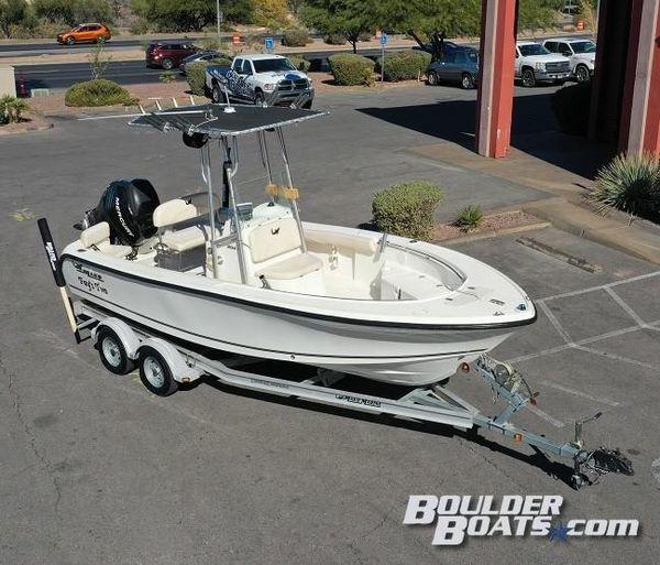 Used Mako 204 CC204 CC Freshwater Fishing Boat For Sale